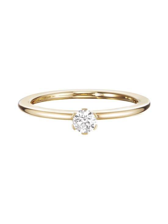Efva Attling - High On Love Ring 0.19 ct -sormus - GOLD | Stockmann - photo 3