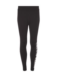 Calvin Klein Performance - Full Length Tight -trikoot - 010 CK BLACK/BRIGHT WHITE | Stockmann