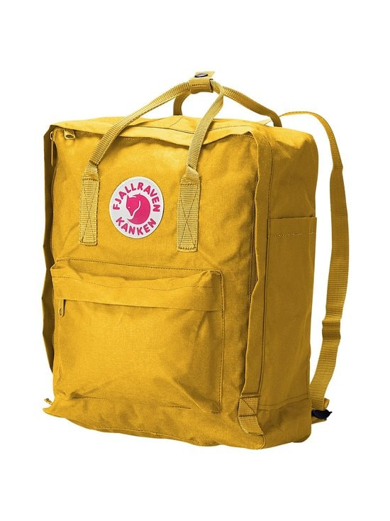 Fjällräven - Kånken-reppu - WARM YELLOW | Stockmann - photo 1