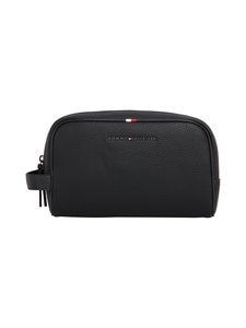 Tommy Hilfiger - Essential Washbag -toilettilaukku - BDS BLACK | Stockmann