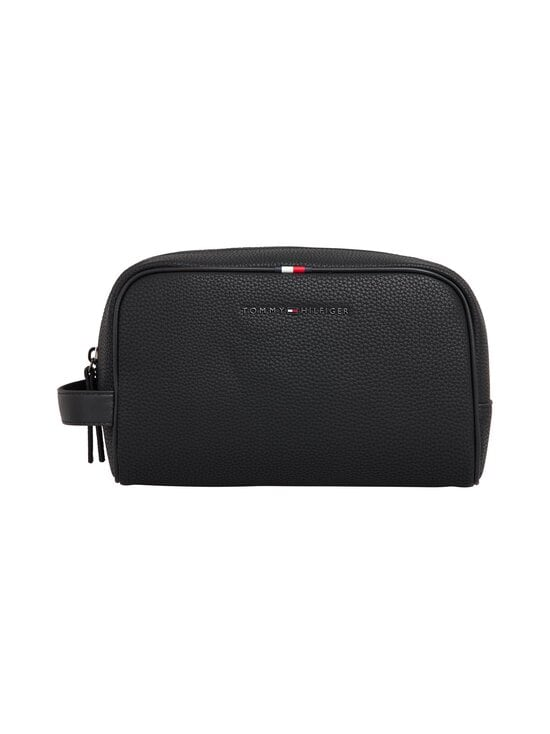 Tommy Hilfiger - Essential Washbag -toilettilaukku - BDS BLACK | Stockmann - photo 1