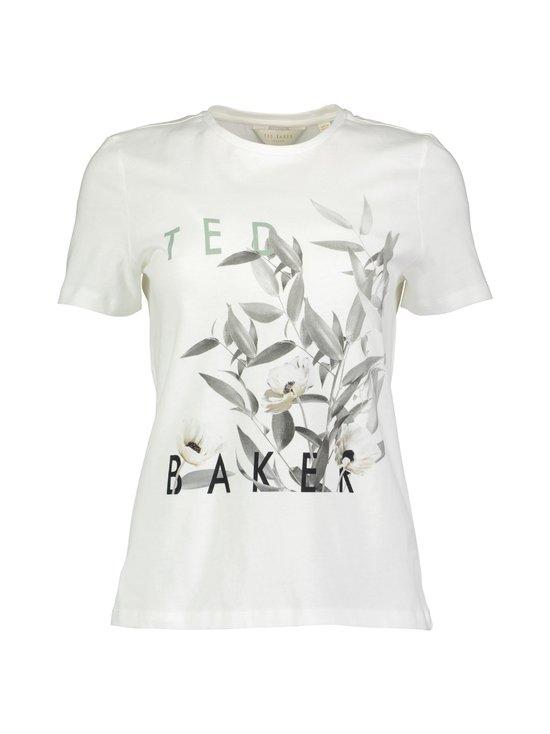 Ted Baker London - Zoeiiy Everglade Tee -paita - 99 WHITE | Stockmann - photo 1