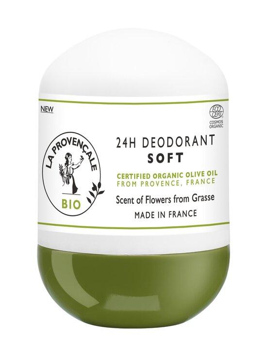 La Provencale Bio - 24h deodorant Soft -deodorantti 50 ml - GENTLE | Stockmann - photo 1