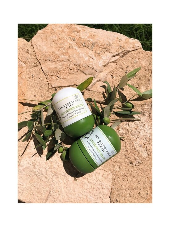 La Provencale Bio - 24h deodorant Soft -deodorantti 50 ml - GENTLE | Stockmann - photo 2