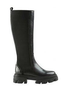 PAVEMENT - Beatrice Tall boots -nahkanilkkurit - BLACK 020 | Stockmann