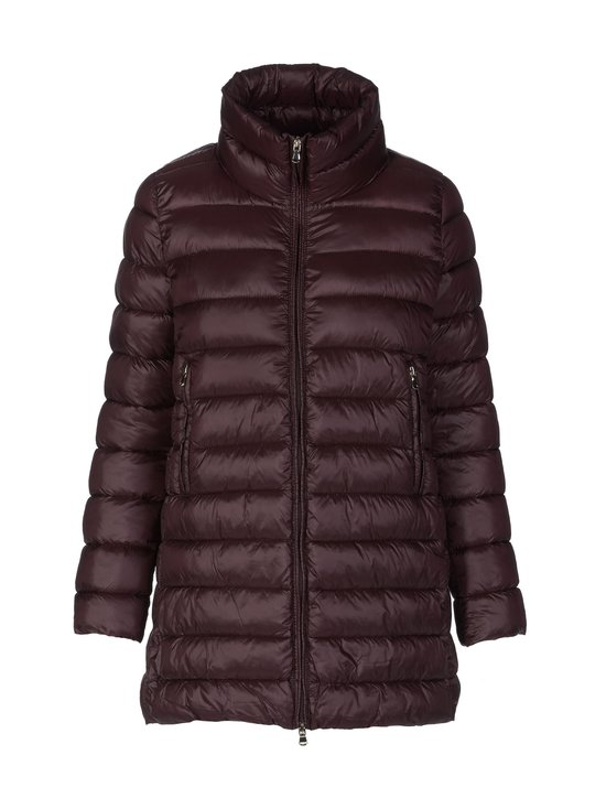 Emme Marella - Augusta Padded Jacket -takki - 001 BORDEAUX | Stockmann - photo 1