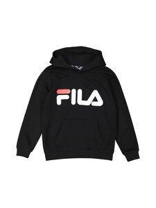 Fila - Andrey Classic Logo Hoody -huppari - 002 BLACK | Stockmann