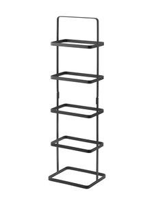 Yamazaki - Tower Shoe Rack -kenkähylly 22 × 18 × 77,5 cm - BLACK | Stockmann