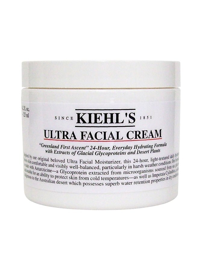 Ultra Facial Cream -kosteusvoide 125 ml