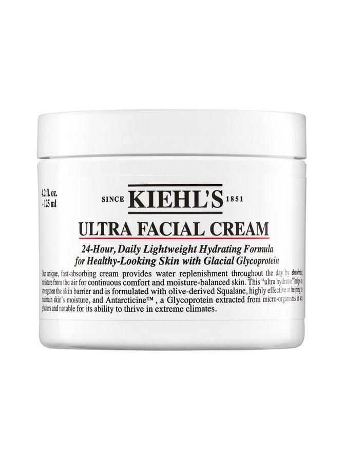 Ultra Facial Cream -pitkäkestoinen kosteusvoide kaikille ihotyypeille 125 ml
