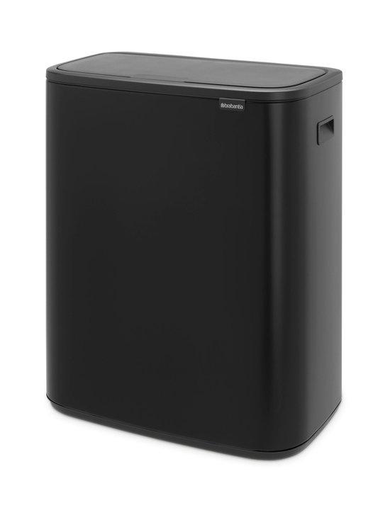 Brabantia - Bo Touch Bin -roska-astia 2 x 30 l - MATT BLACK | Stockmann - photo 4