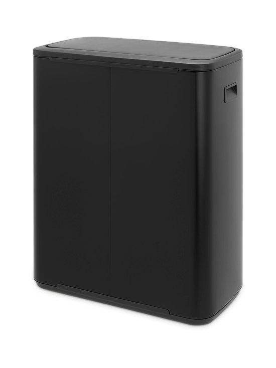 Brabantia - Bo Touch Bin -roska-astia 2 x 30 l - MATT BLACK | Stockmann - photo 5