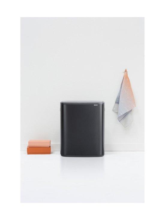 Brabantia - Bo Touch Bin -roska-astia 2 x 30 l - MATT BLACK | Stockmann - photo 9