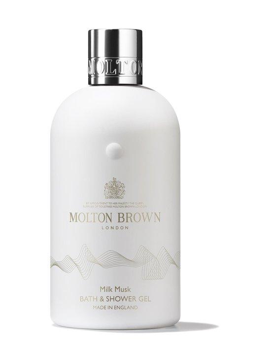 Molton Brown - Milk Musk Bath & Shower Gel -suihkugeeli 300 ml - NOCOL   Stockmann - photo 1