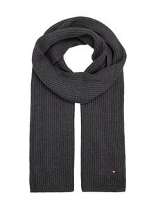 Tommy Hilfiger - Pima Cotton -huivi - PA7 CHARCOAL GRAY | Stockmann