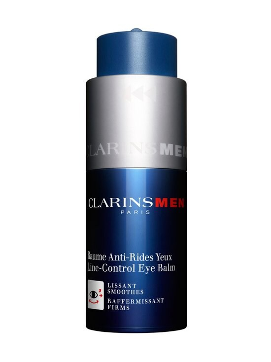Clarins - Men Line-Control Eye Balm -silmänympärysemulsio 20 ml - null | Stockmann - photo 1