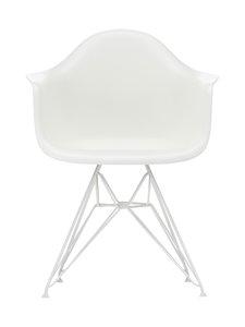Vitra - Eames PSC DAR -tuoli - 04 COATED WHITE/WHITE 04 | Stockmann