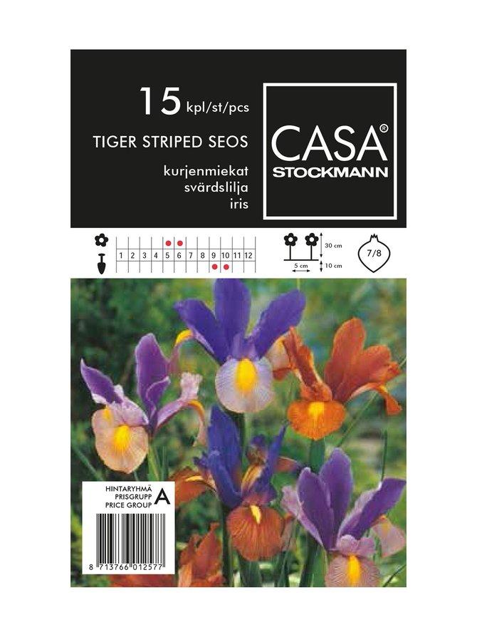Kurjenmiekat-kukkasipulit