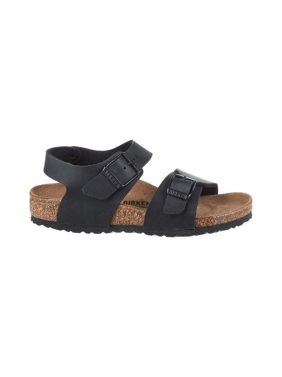 BIRKENSTOCK - New York Birko-Flor -sandaalit - BLACK | Stockmann - photo 1