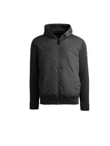 Canada Goose - WindBridge Hoody -takki - 61 BLACK - NOIR | Stockmann