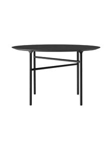 Menu - Snaregade Round –pöytä - CHARCOAL, BLACK | Stockmann