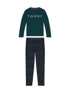 Tommy Hilfiger - Pyjama - 0T7 CYPRESS GREEN/DESERT SKY | Stockmann