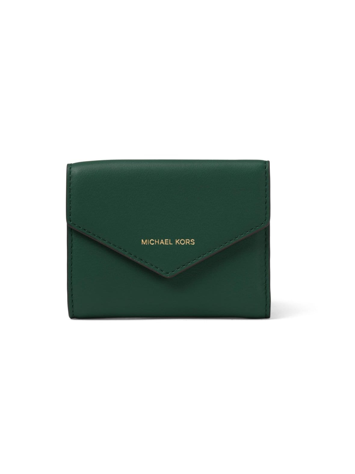 816dee3b16e7 Racing Green Michael Michael Kors Jet Set Small Envelope Wallet ...