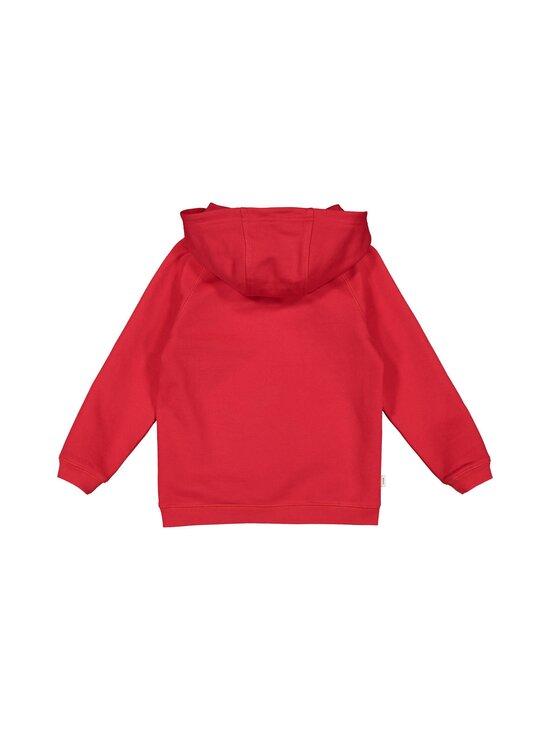 Makia - Brand Hooded -collegehuppari - RED   Stockmann - photo 2