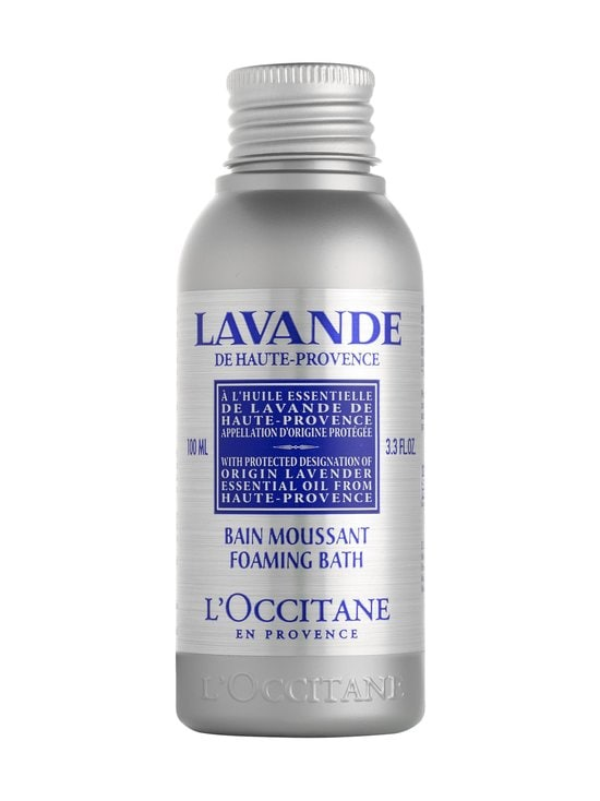 Loccitane - Lavender Foaming Bath -kylpyvaahto 100 ml - NOCOL | Stockmann - photo 1