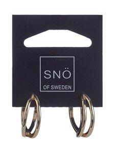 Snö Of Sweden - Francis Oval -korvakorut - PLAIN G   Stockmann