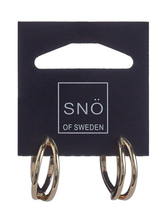 Snö Of Sweden - Francis Oval -korvakorut - PLAIN G | Stockmann - photo 1
