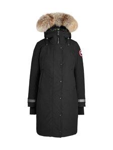 Canada Goose - Sherbrooke Parka -untuvatakki - 61 BLACK - NOIR | Stockmann
