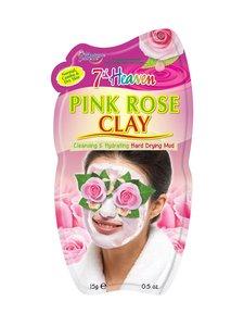 Montagne Jeunesse - Pink Rose Clay -kasvonaamio 15 g | Stockmann