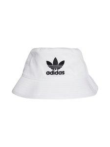 adidas Originals - Bucket-hattu - WHITE WHITE   Stockmann