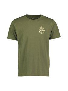 Makia - Nokka T-Shirt -paita - 736 GREEN | Stockmann