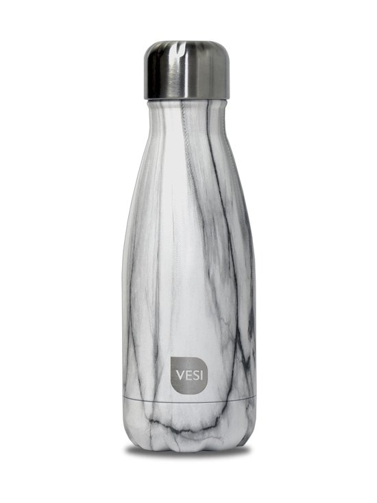 Vesi - Birch- teräksinen juomapullo 260 ml - BIRCH (VALKOINEN/MUSTA)   Stockmann - photo 1