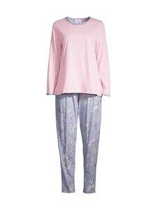 Damella - Lace Flower -pyjama - 002 GREY | Stockmann