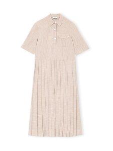 Ganni - Melange Suiting Dress -mekko - TANNIN 185   Stockmann