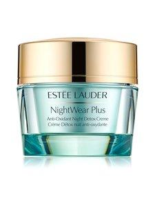 Estée Lauder - NightWear Plus Anti-Oxidant Night Detox Creme -kosteusvoide 50 ml | Stockmann