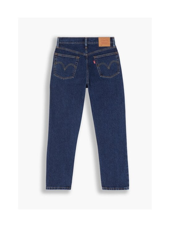 Levi's - 501 Crop Jeans -farkut - 226 DARK INDIGO - FLAT FINISH | Stockmann - photo 2