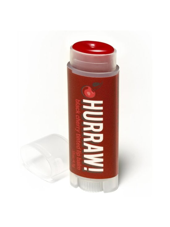 Hurraw - Cherry Tinted Lip Balm -huulivoide - NOCOL | Stockmann - photo 1