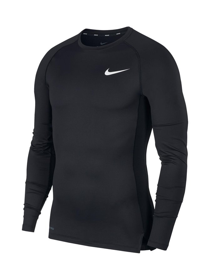 Pro Tight-Fit Long-Sleeve Top -treenipaita