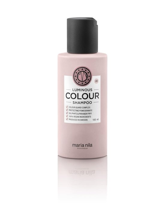 Maria Nila - Care & Style Luminous Colour -shampoo 100 ml - NOCOL | Stockmann - photo 1