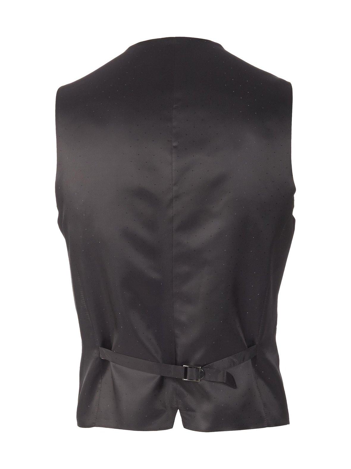 Musta Tommy Hilfiger Tailored Webster-liivi  6353282aaf