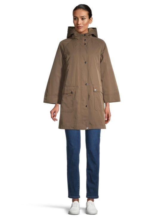 Marella - Page Parka -takki - 001 OIL GREEN | Stockmann - photo 2