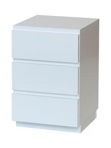 Muurame - Pikku-MiniMup-laatikosto + sokkeli 39 x 60 x 39 cm - WHITE | Stockmann